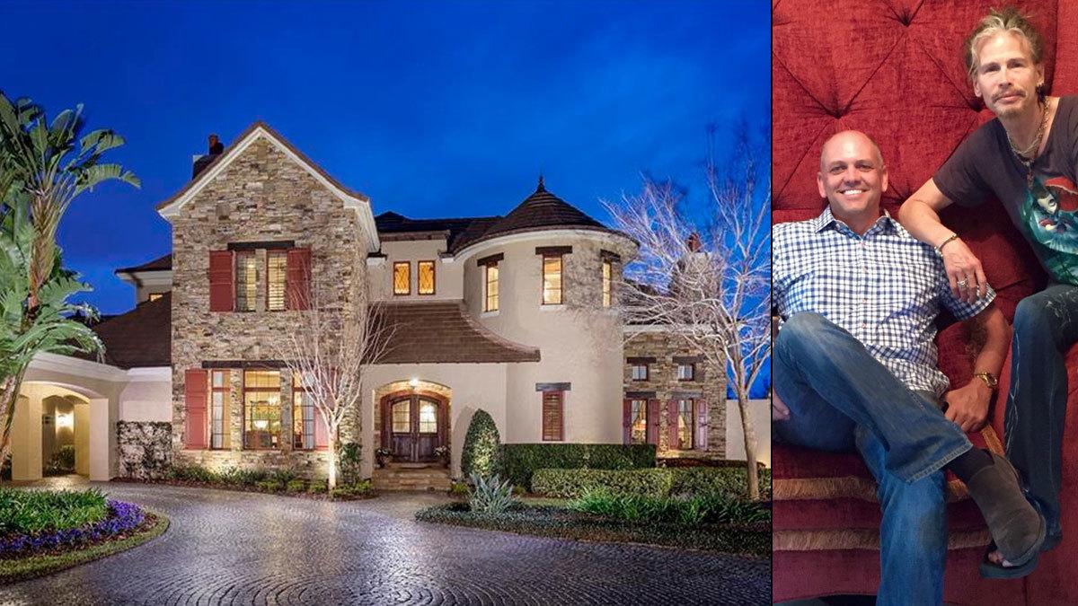 Orlando builder lands celebrity house swap - Orlando Sentinel