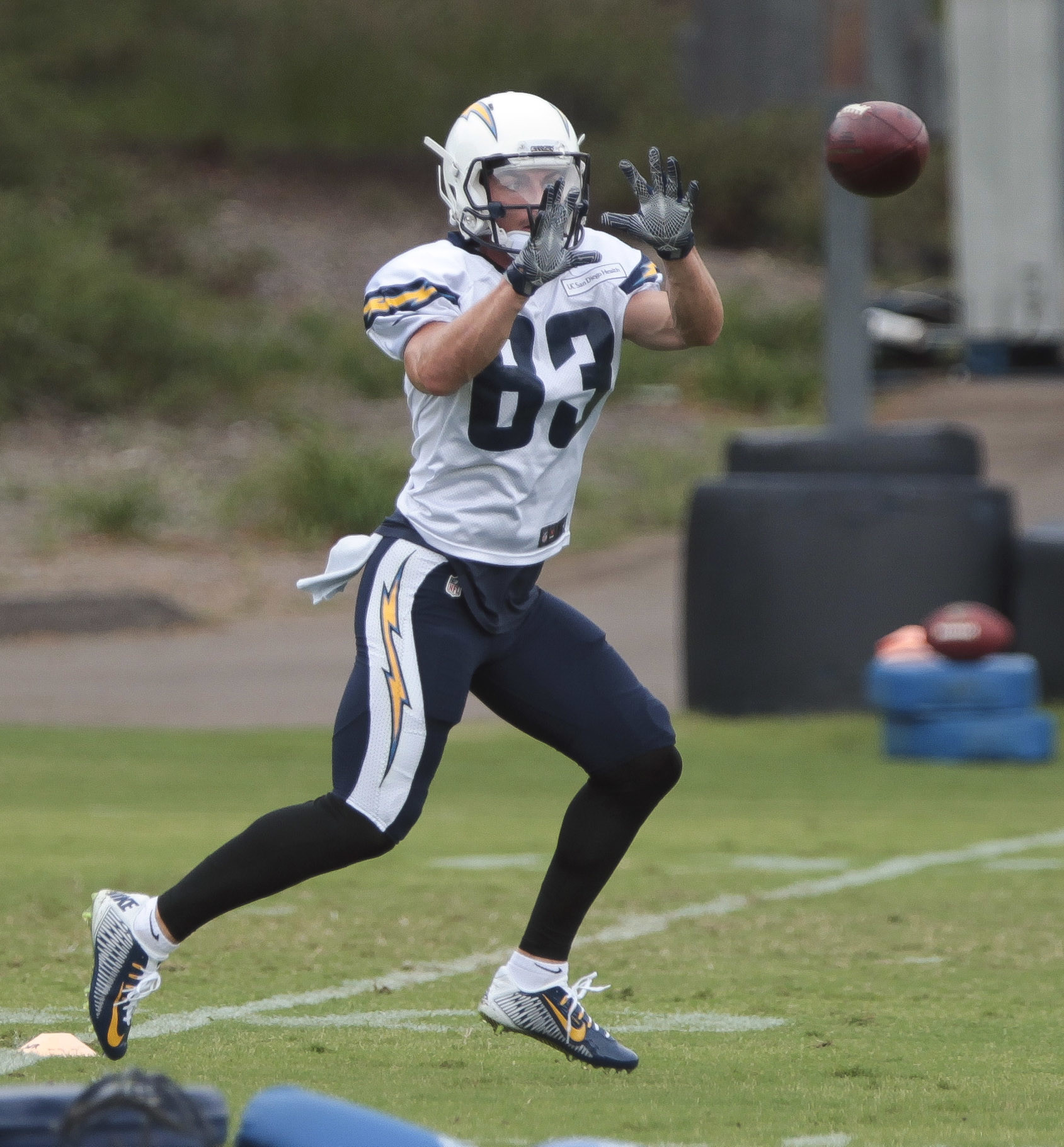 Griff Whalen Chargers