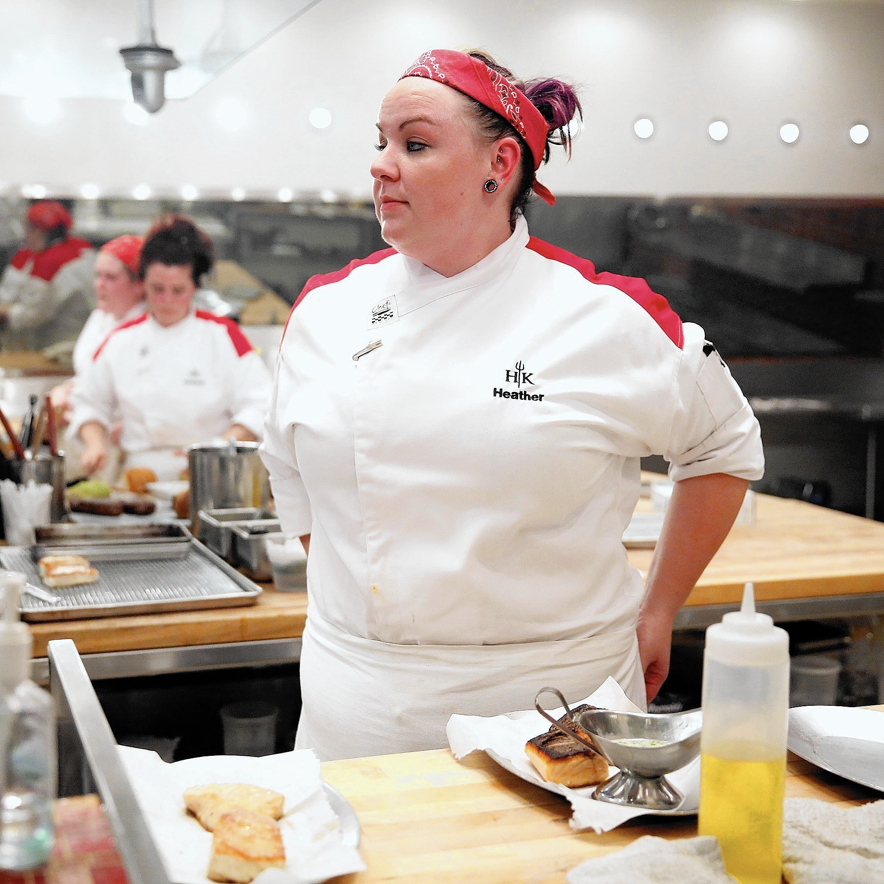 easton chef heather williams: 'hell's kitchen' is 'greatest thing