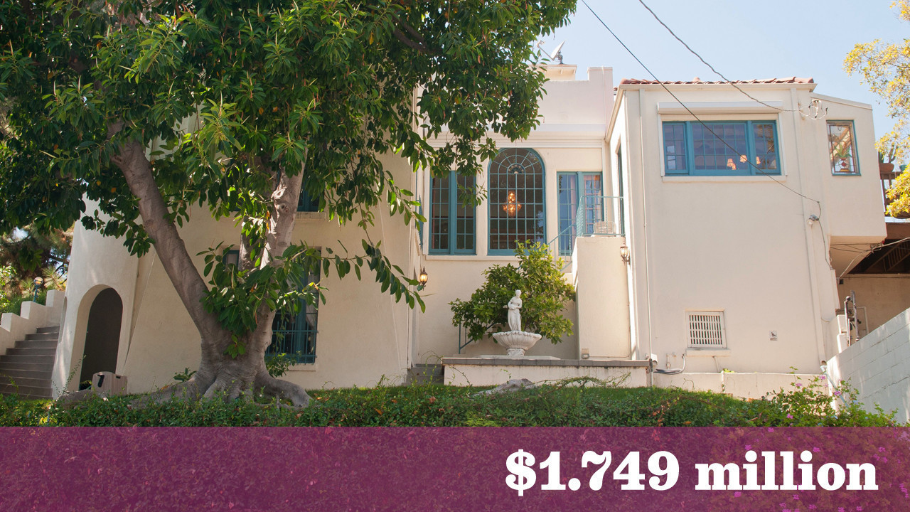 Onetime Home Of Silent Film Star Mae Murray Is For Sale In