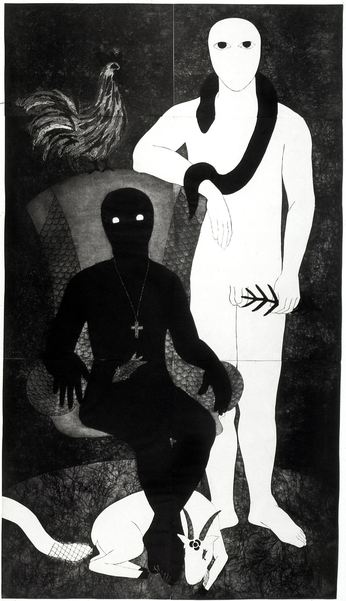 """La familia"" (""The Family""), 1991"