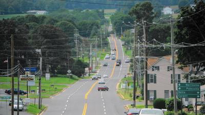 Scenery along Route 136 through rural northern Harford County has impressed visitors for centuries