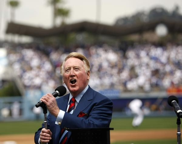 Vin Scully is a voice for the ages