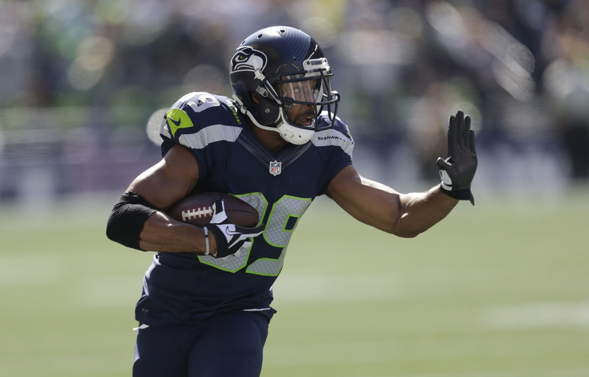 Seahawks Doug Baldwin son of a cop demanded state attorneys