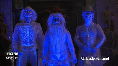 Tourism industry says Orlando is Halloween capital - Orlando News Now