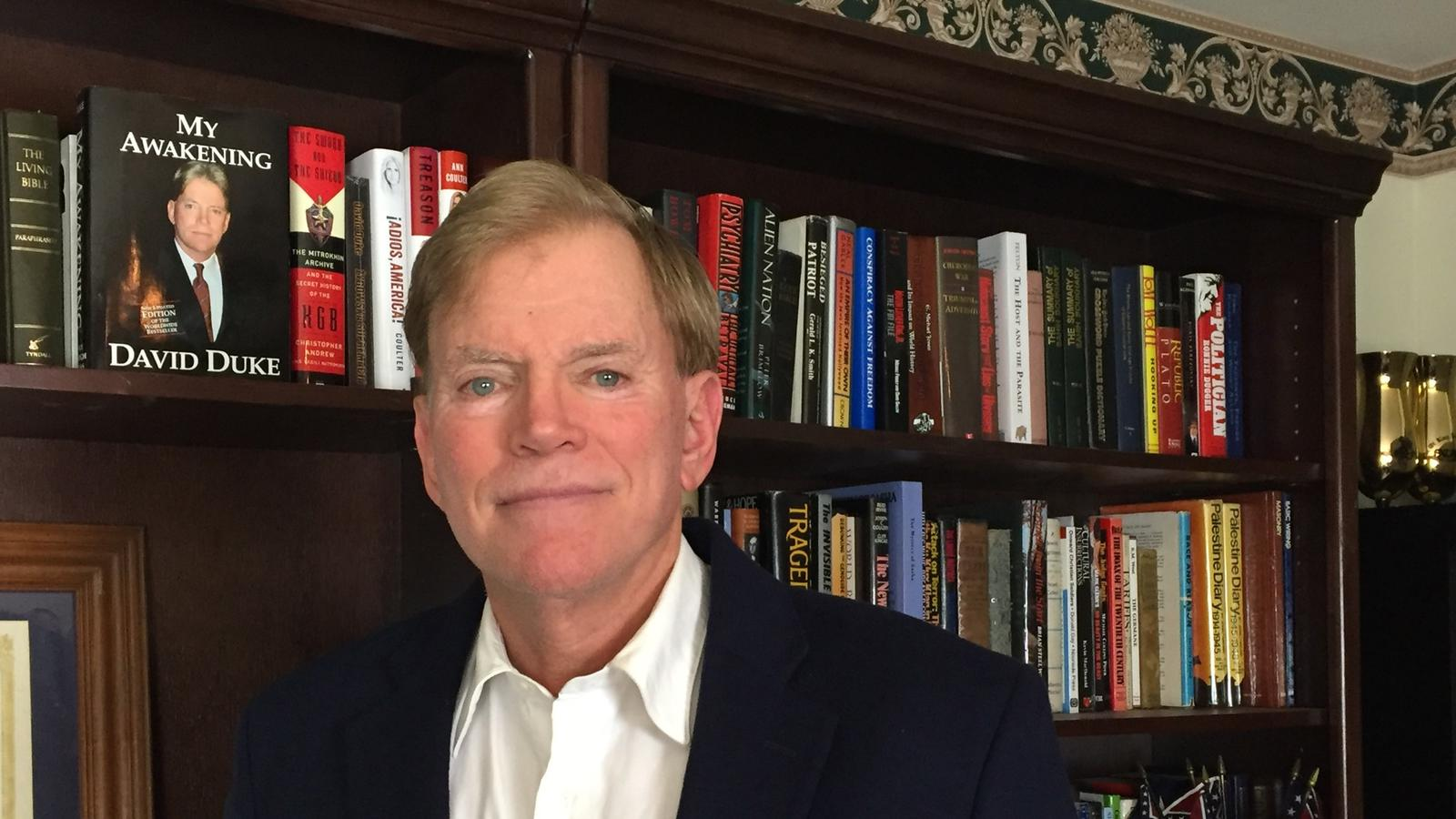Trump's rise draws white supremacists into political mainstream: 'I am winning,' says David Duke