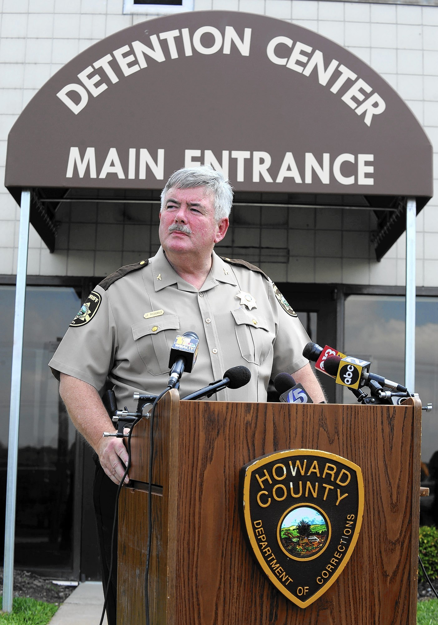 Report against Howard County sheriff unveils 'common knowledge' of a 'living hell' unchecked for years, sources say