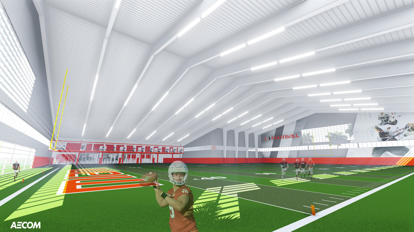 Sfl-gallery-drawings-of-proposed-new-um-indoor-practice-facility-20160923