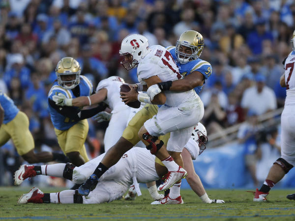Live coverage: UCLA 7, No. 7 Stanford 3, in second quarter