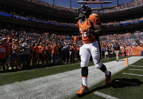 AFC notes: Broncos have been the best in September over the last three years