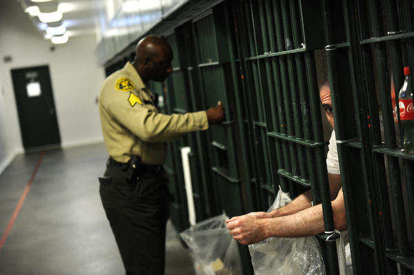 No touching. No human contact. The hidden toll on jail inmates who spend months or years alone in a 7x9 foot cell