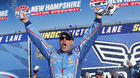 Kevin Harvick earns second round playoff spot after win at New Hampshire