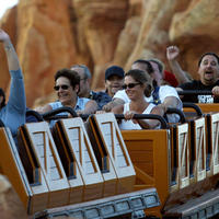 Try riding a roller coaster to dislodge those painful kidney stones