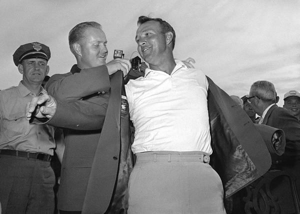 'Arnold Palmer invented pro golf as it exists today': The sport's greatest ambassador dies at 87