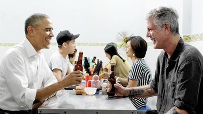 A 'Brutally Honest' Taste Of Anthony Bourdain's Hunger Tour At Foxwoods