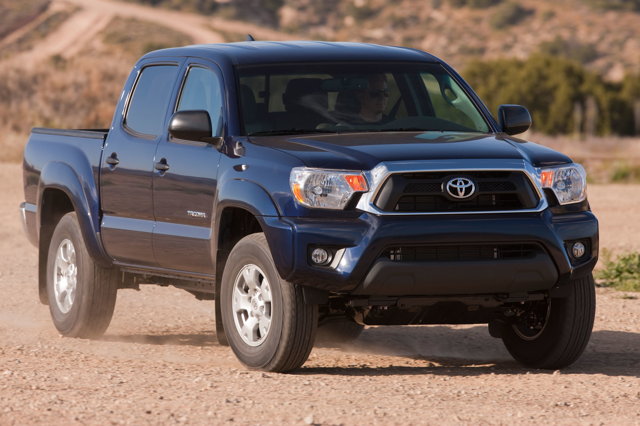 Compare model years 2012 toyota tacoma