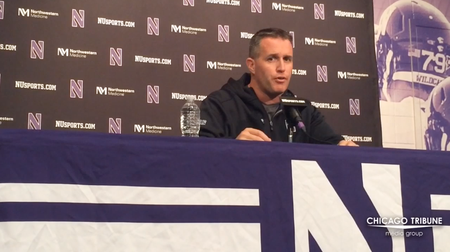Ct-northwestern-football-coach-pat-fitzgerald-20160926