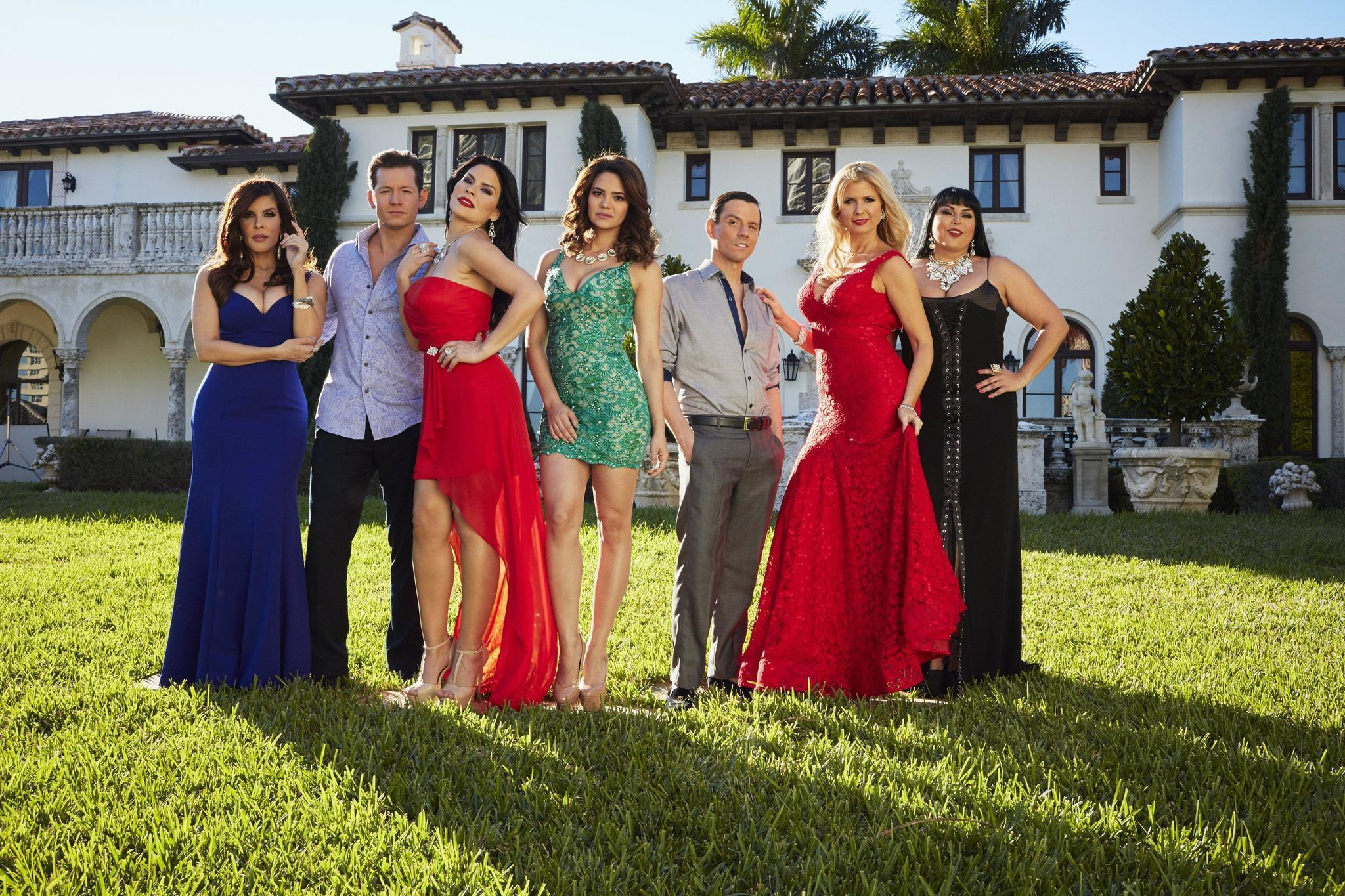 Que drama! Reality series 'My Life Is a Telenovela' debuts on WE tv - Sun Sentinel