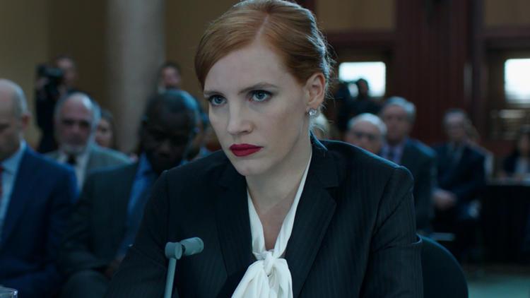 'Miss Sloane' trailer