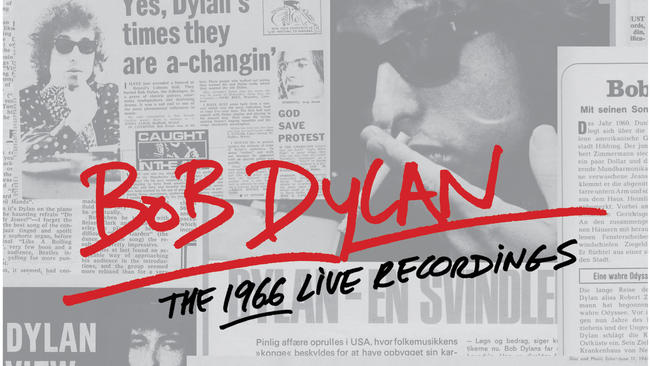 Резултат с изображение за bob dylan the 1966 live recordings
