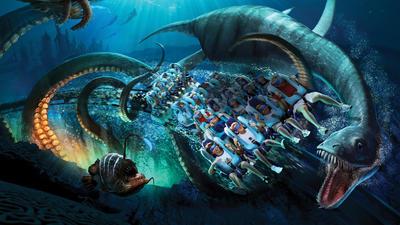 SeaWorld will introduce virtual reality roller coaster