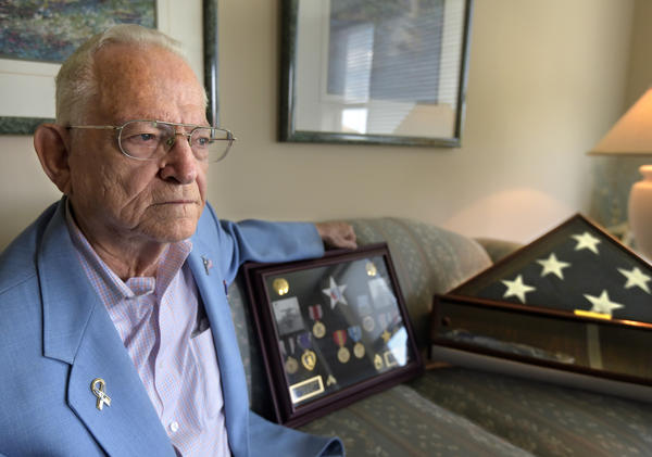 Baltimore County veteran who searched 65 years for twin brother missing in Korean war has died