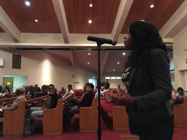 Baltimore residents offers ideas for police reform in forum on DOJ report