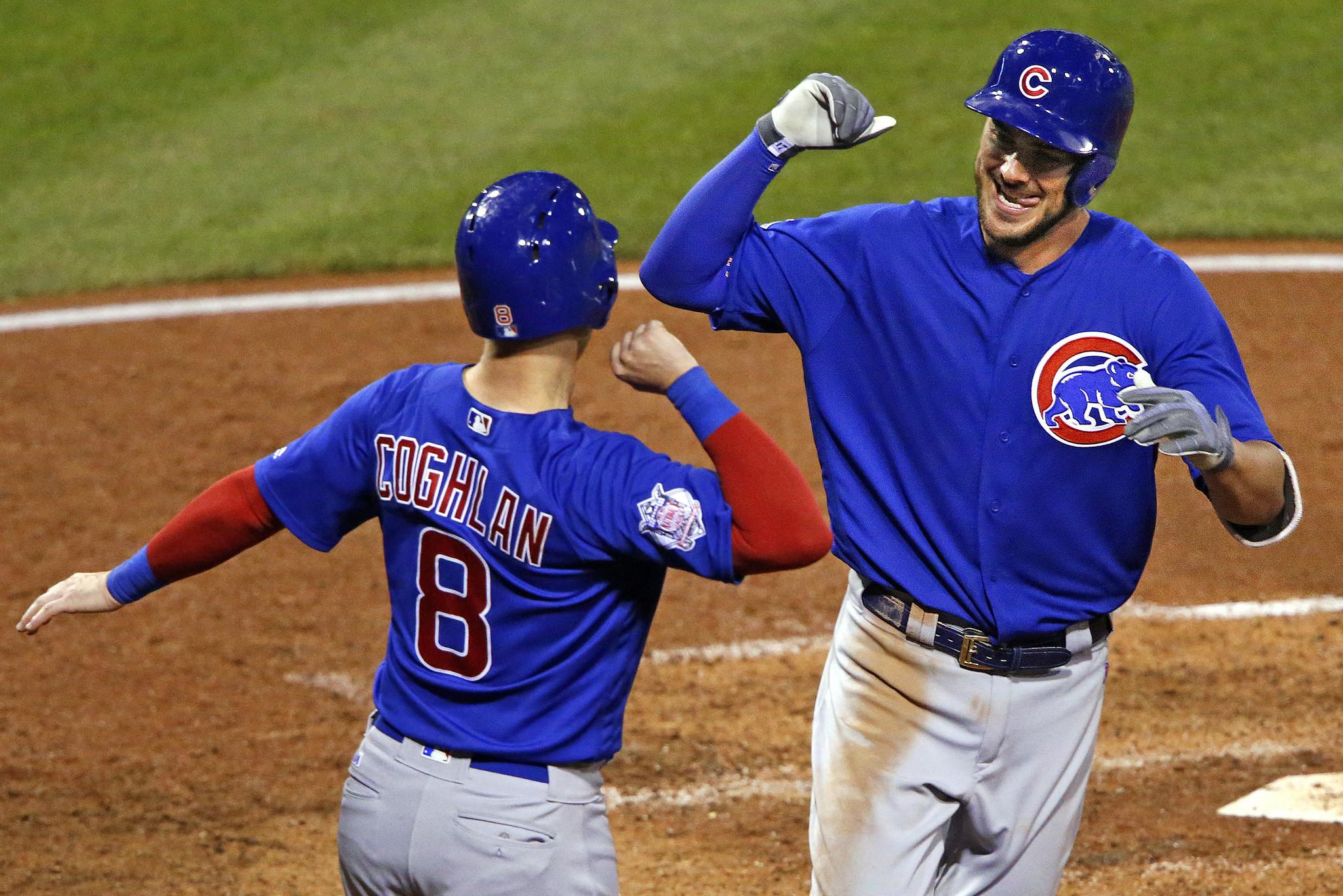 Monday's recap: Cubs 12, Pirates 2 - Chicago Tribune