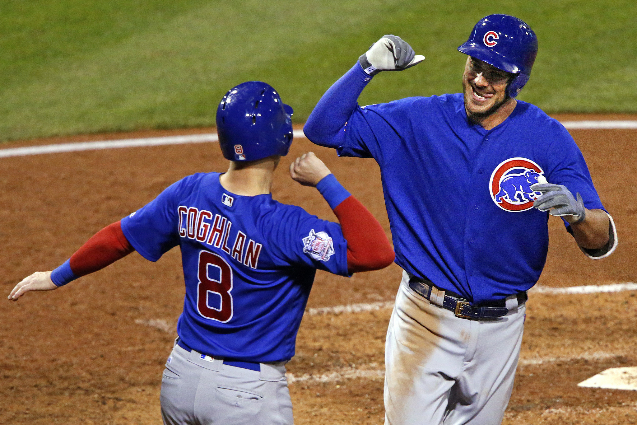 Kris Bryant's 100th RBI could pay off for teammate Chris Coghlan - Chicago Tribune