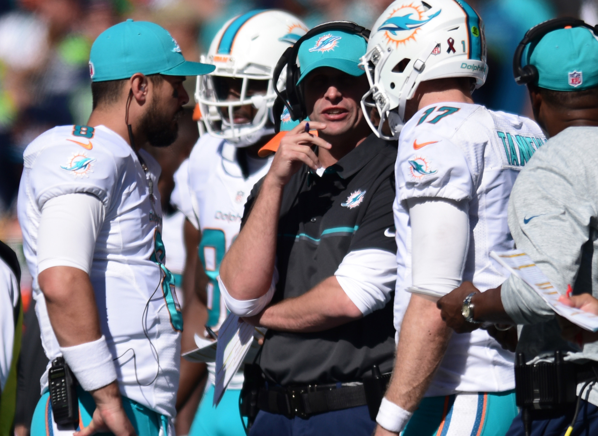 Sfl-perkins-dolphins-qb-ryan-tannehill-seems-beyond-criticism-from-coach-adam-gase-commentary-20160927