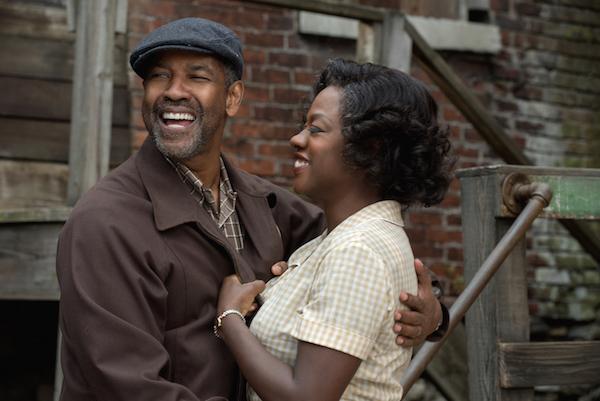 "Denzel Washington and Viola Davis in ""Fences."" (Paramount Pictures)"