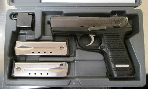 TSA officers find handgun in carry-on at Norfolk airport - Daily Press