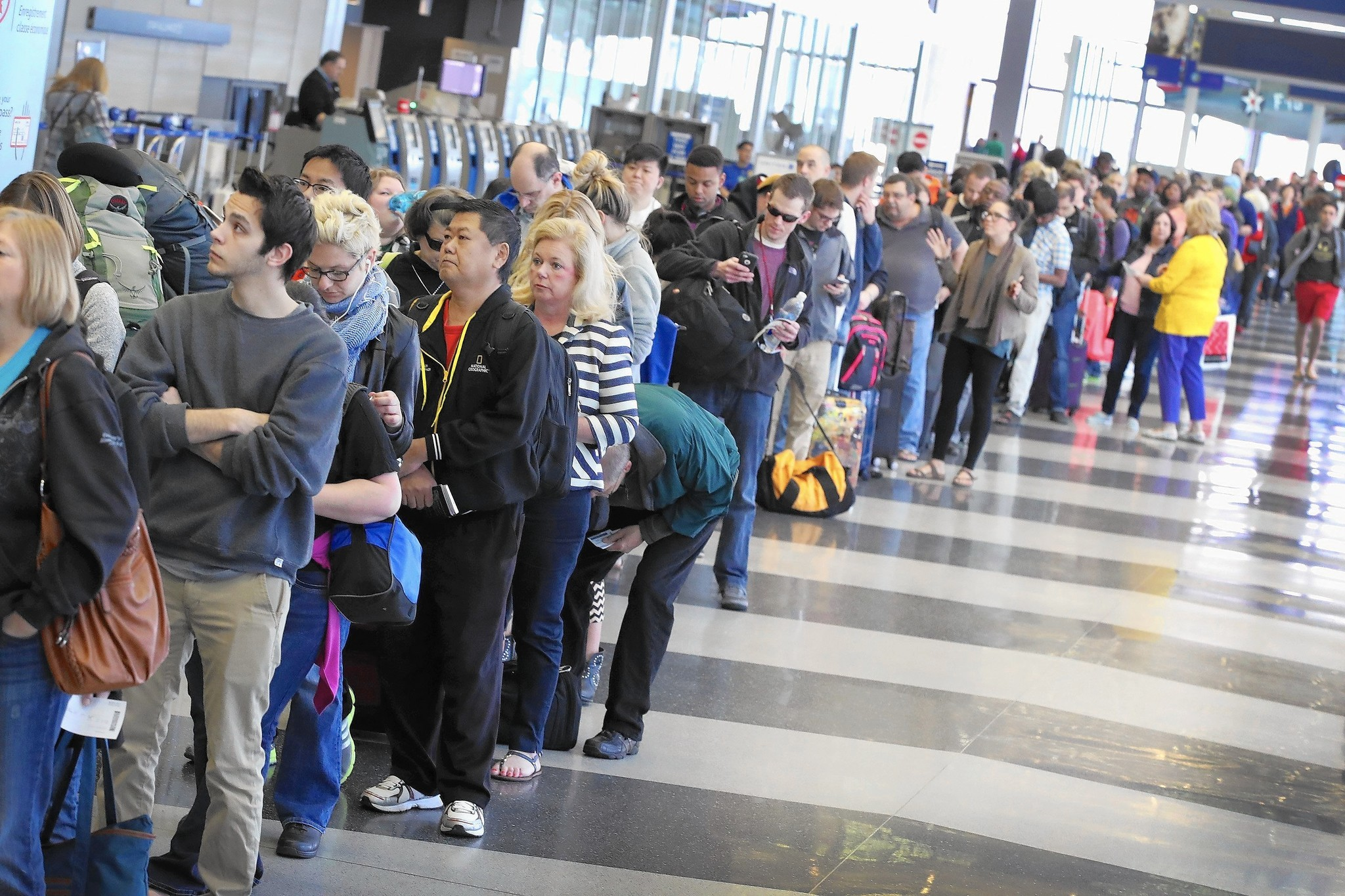 Lehigh Valley residents can sign up for TSA program at LVIA to bypass security lines - The Morning Call