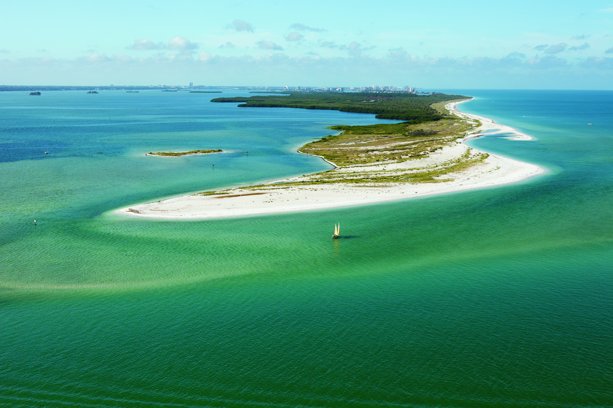 Caladesi Beach Florida