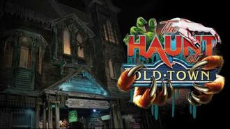 New haunted attraction opening at Old Town