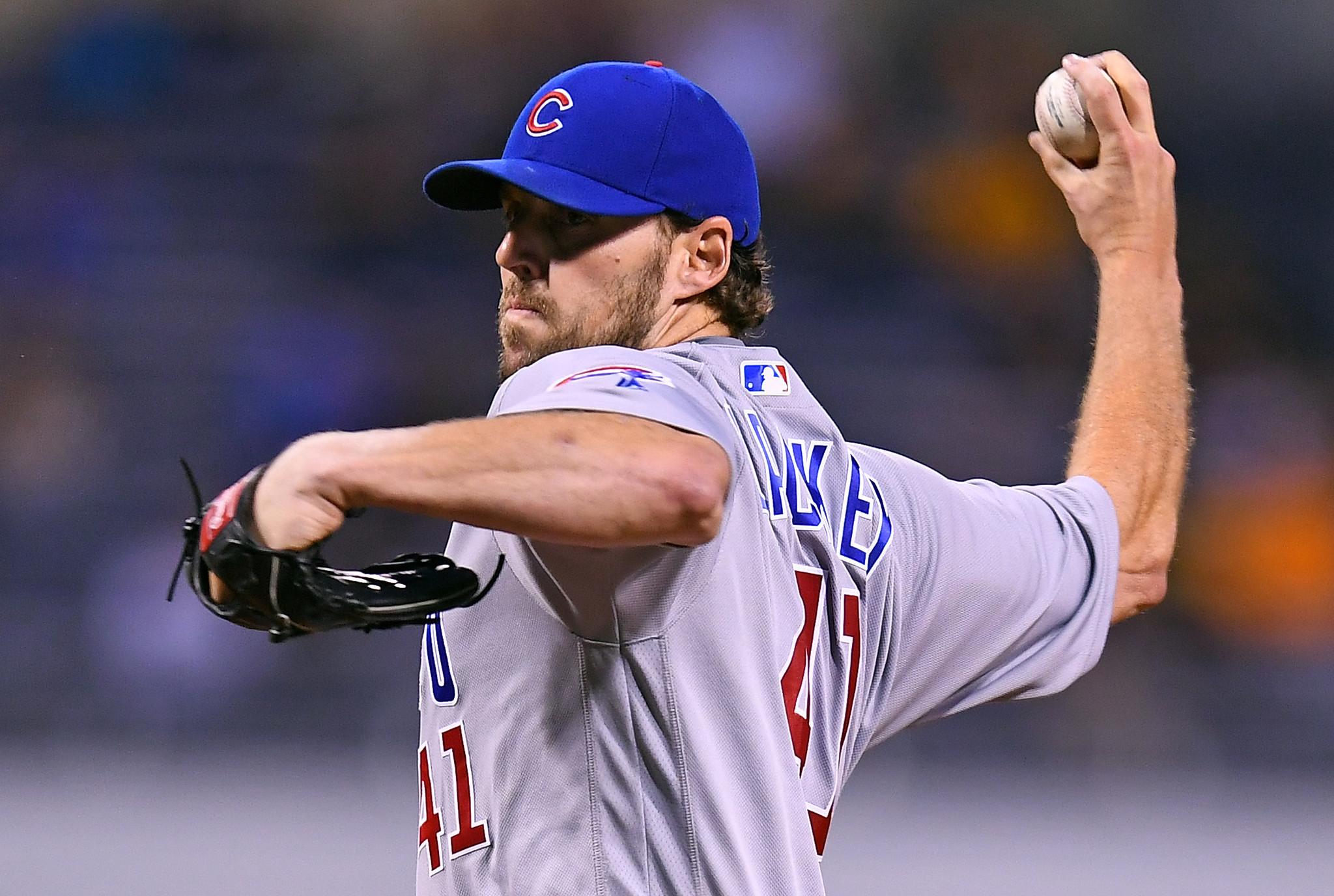 Cubs' John Lackey ready for more milestones - Chicago Tribune