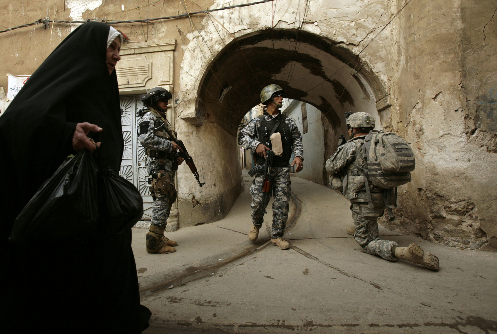 Officials: U.S. to send more troops to Iraq to help with Mosul