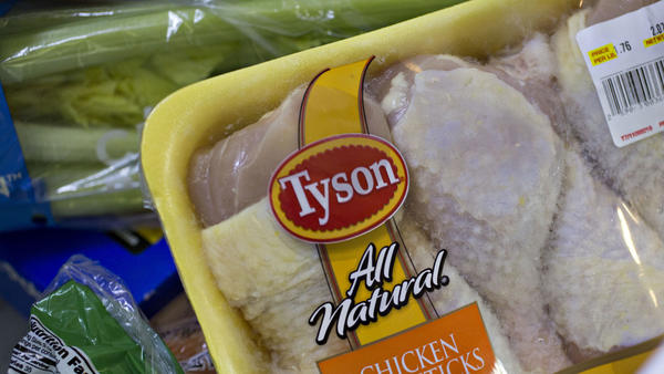 Tyson says SEC is investigating chicken-pricing allegations | Chicago Tribune
