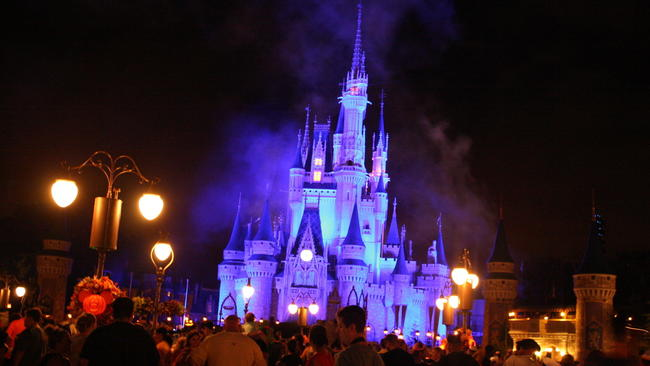 Halloween in August? Disney sets dates for 2017 Not-So-Scary and ...