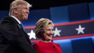 With President Trump or Clinton, reasons to go on living