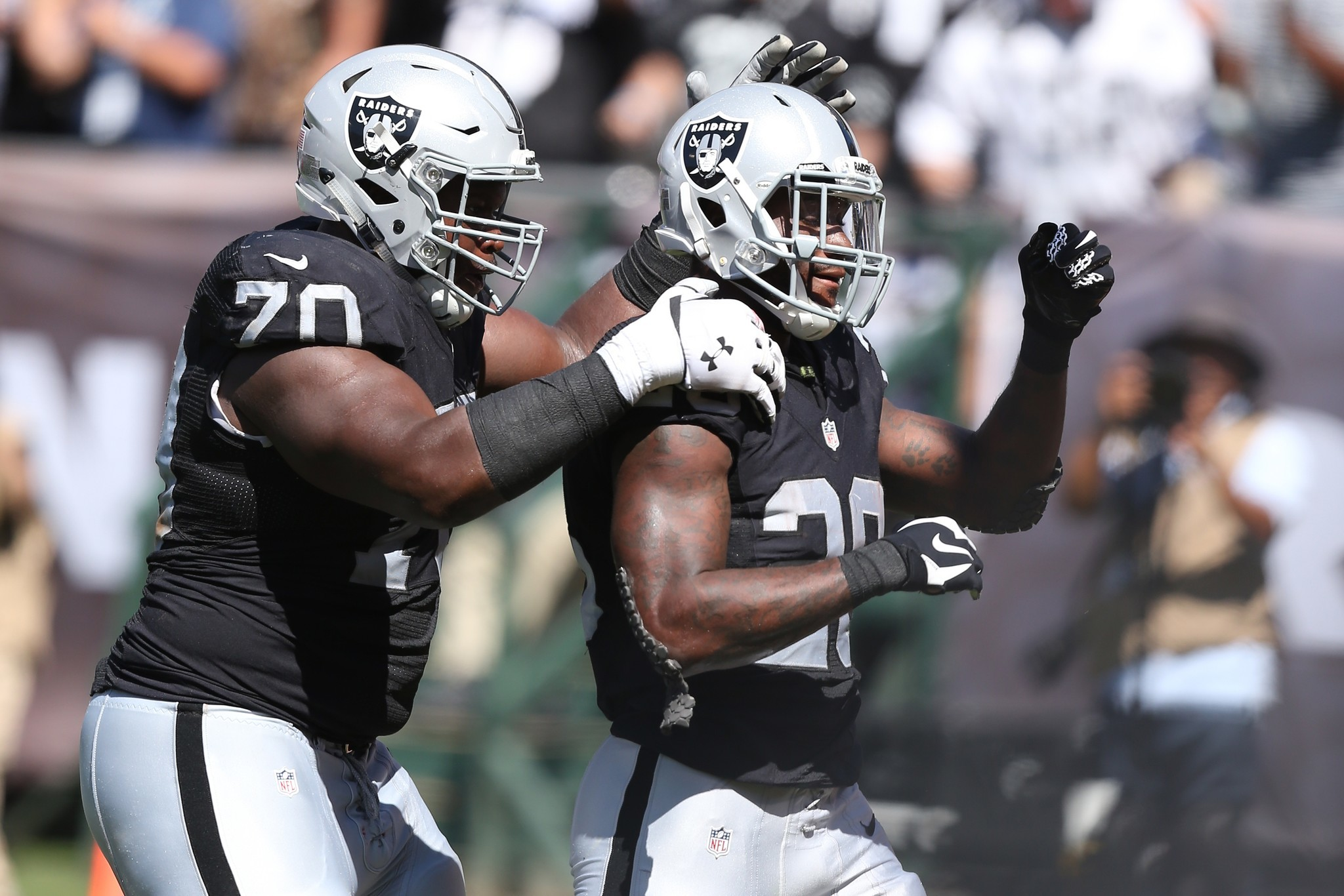 For Kelechi Osemele playing the Ravens is not just another game