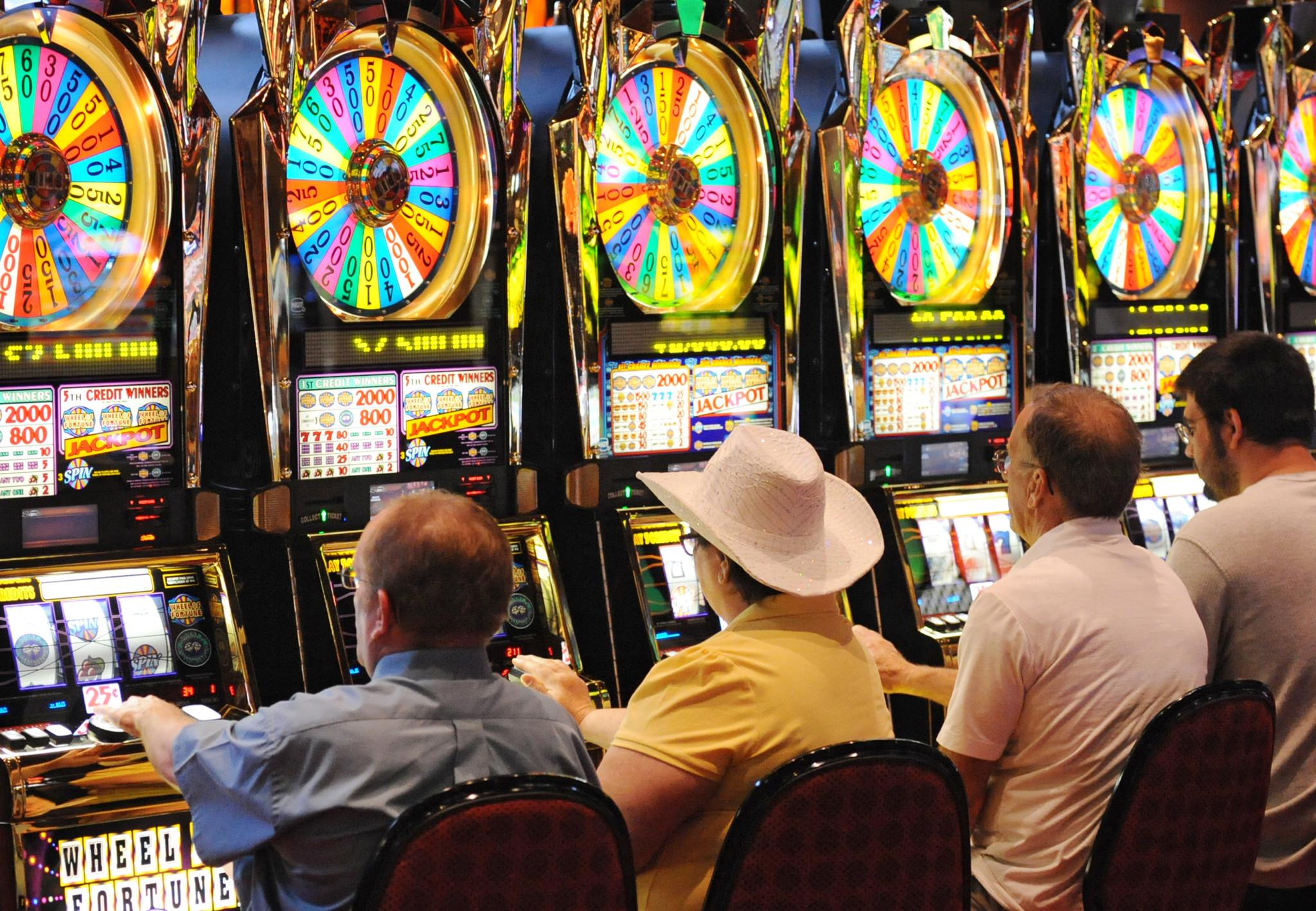 Does casino affect community harrods casino mo