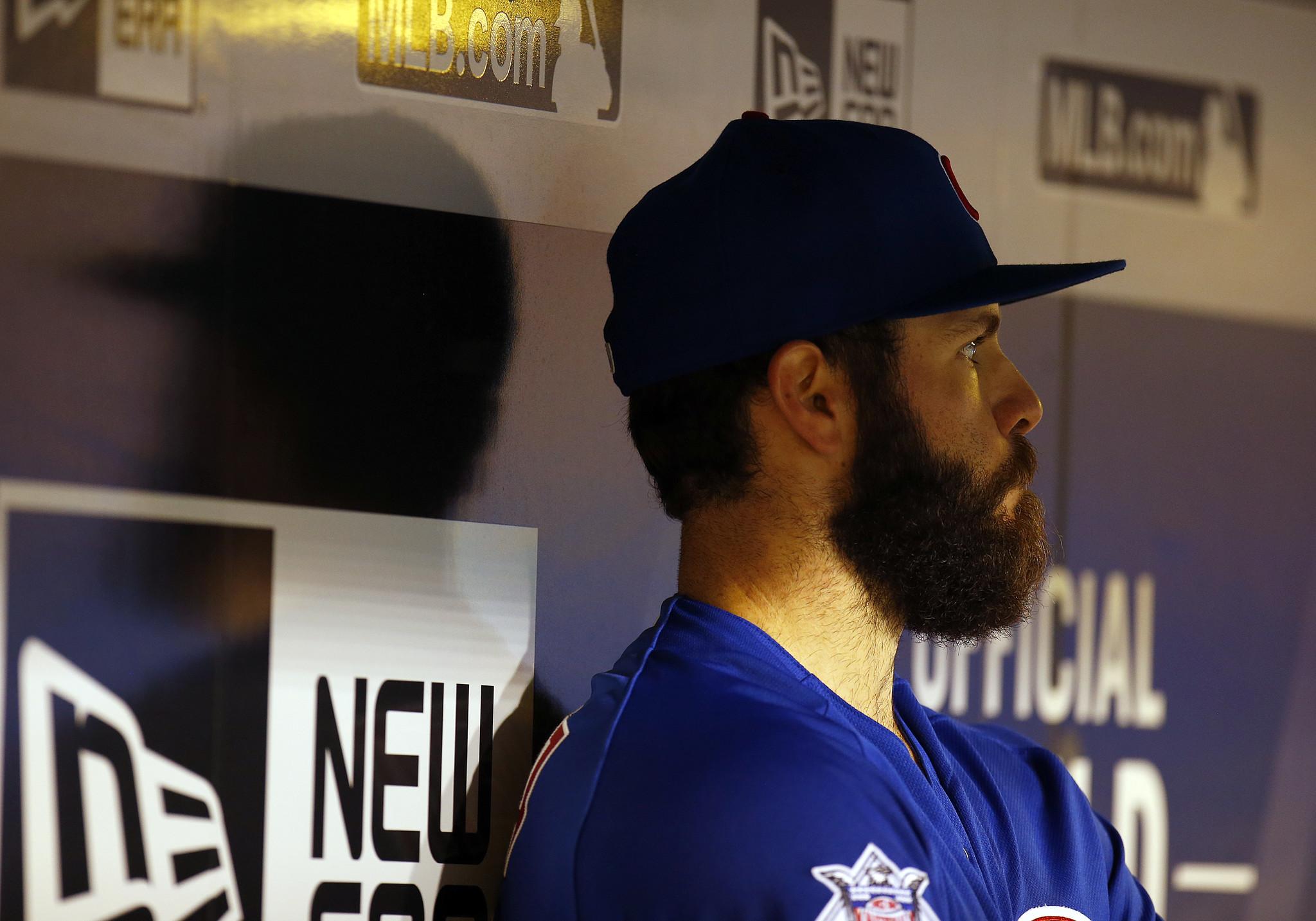 Jake Arrieta, Miguel Montero not keen on Cubs' September spring training - Chicago Tribune