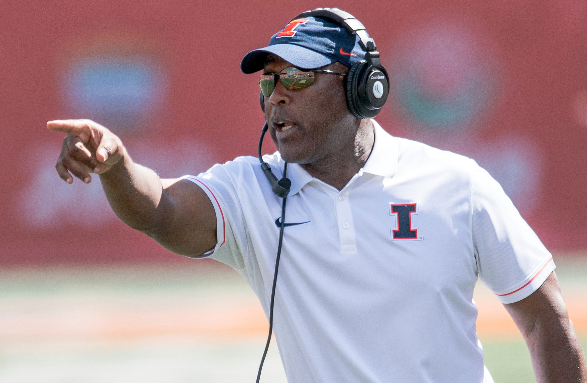 Lovie Smith Needs Wins In Recruiting More Than On The