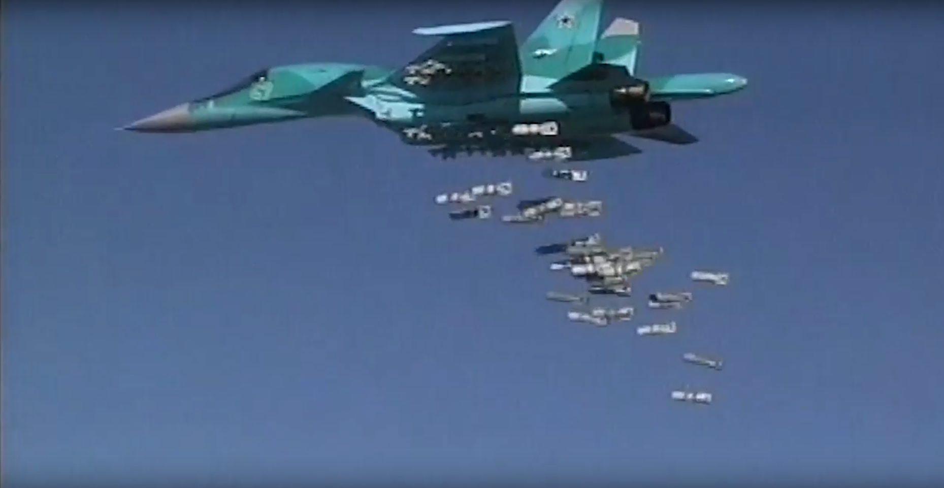 Resultado de imagen de russian bombers in syria