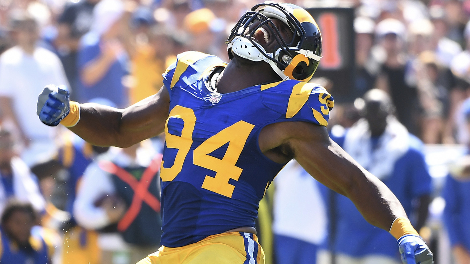 Rams Robert Quinn has returned to form as one of the NFL s top