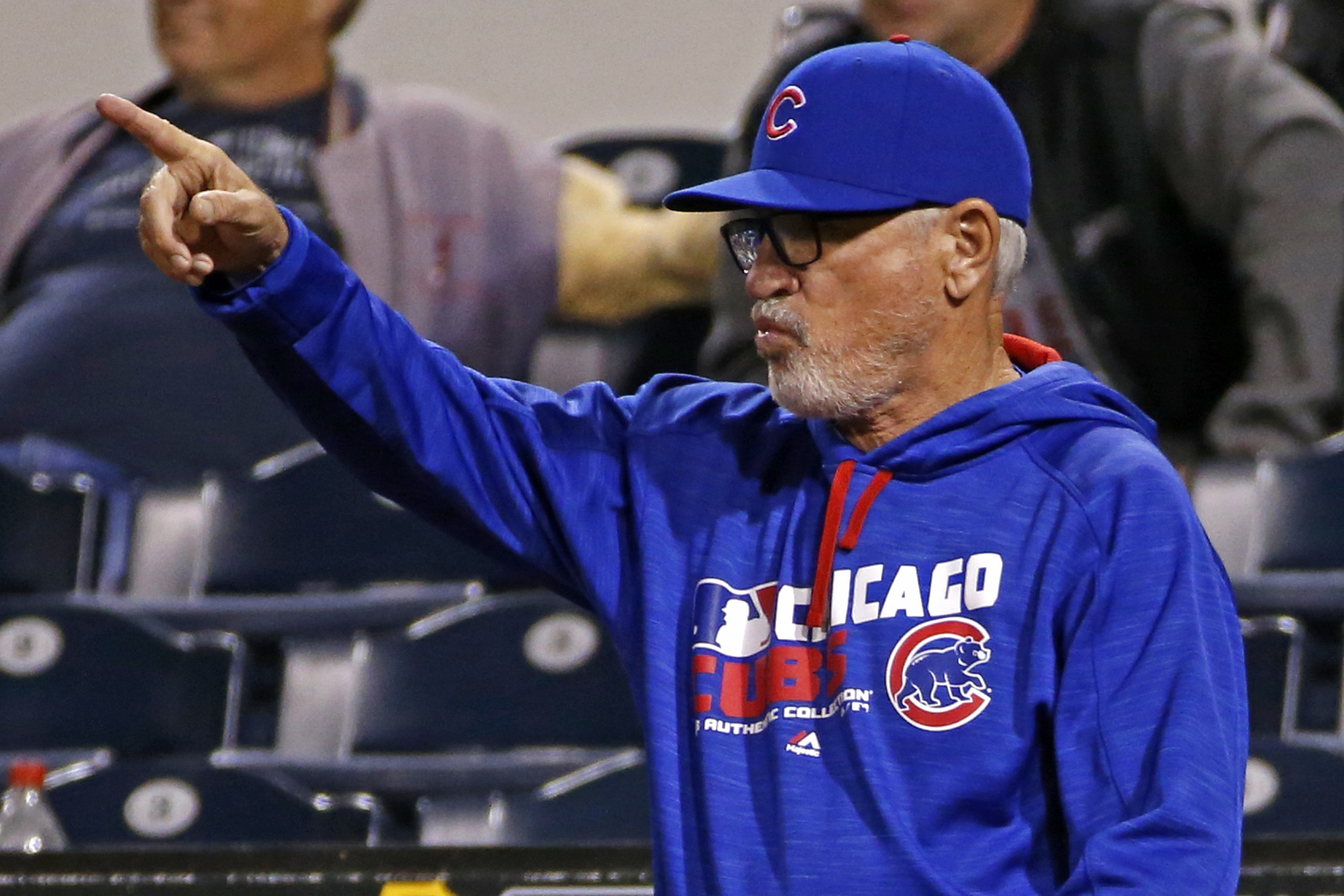Joe Maddon defends change of routine for 'spring training' strategy - Chicago Tribune