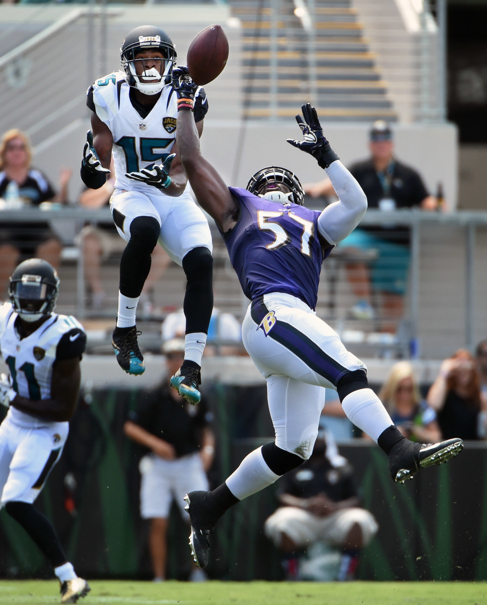 Ravens C J Mosley catching on at pass coverage Baltimore Sun