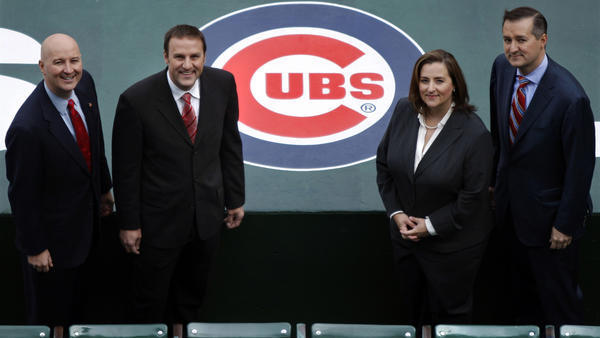 For the Ricketts family, patience pays off - Chicago Tribune
