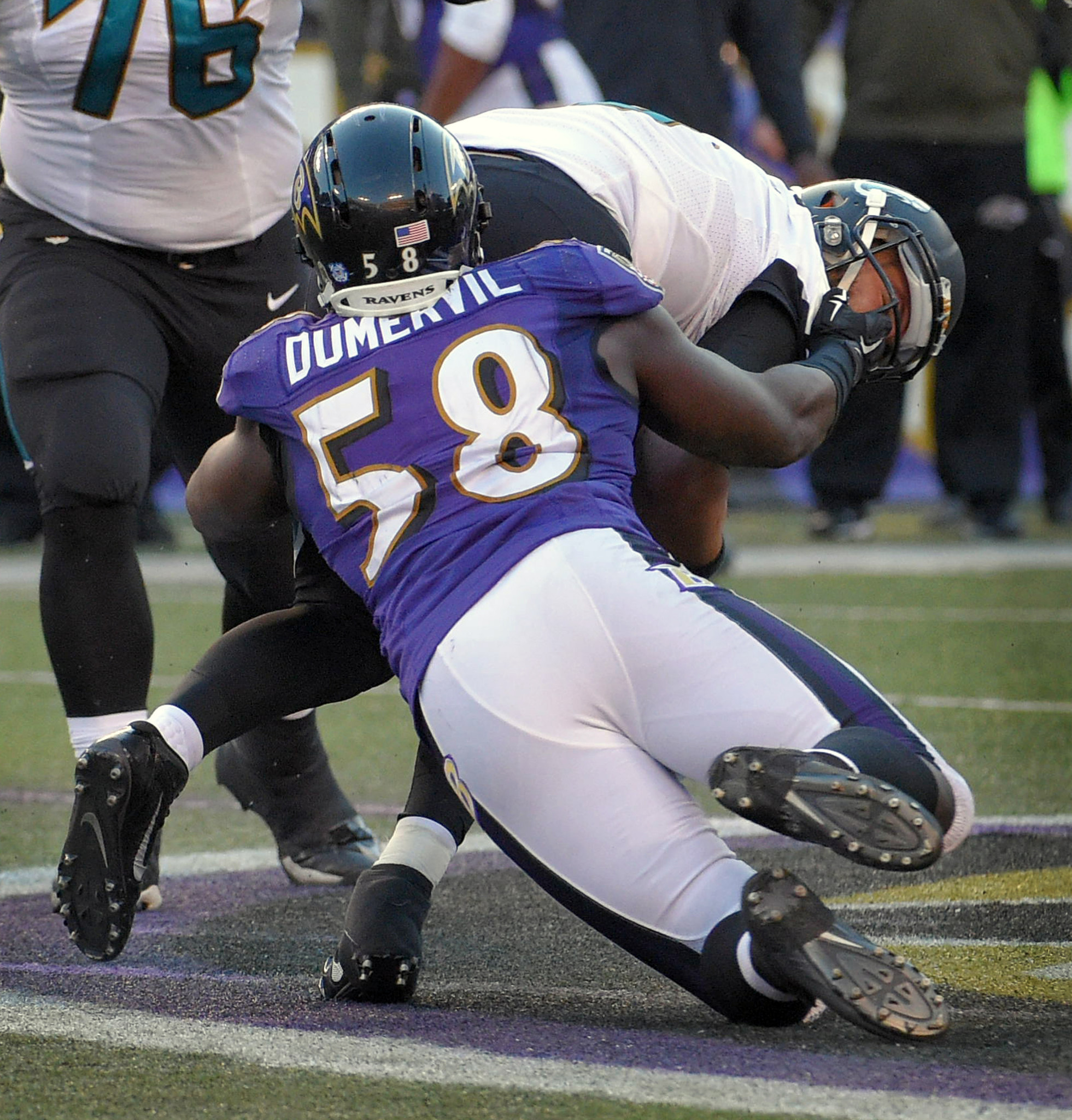 Baltimore Wallpaper: Dumervil Likely To Play, But Ravens Can Take Their Time